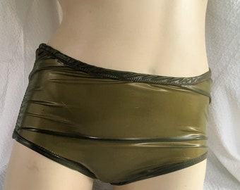 Latex panty latex pics