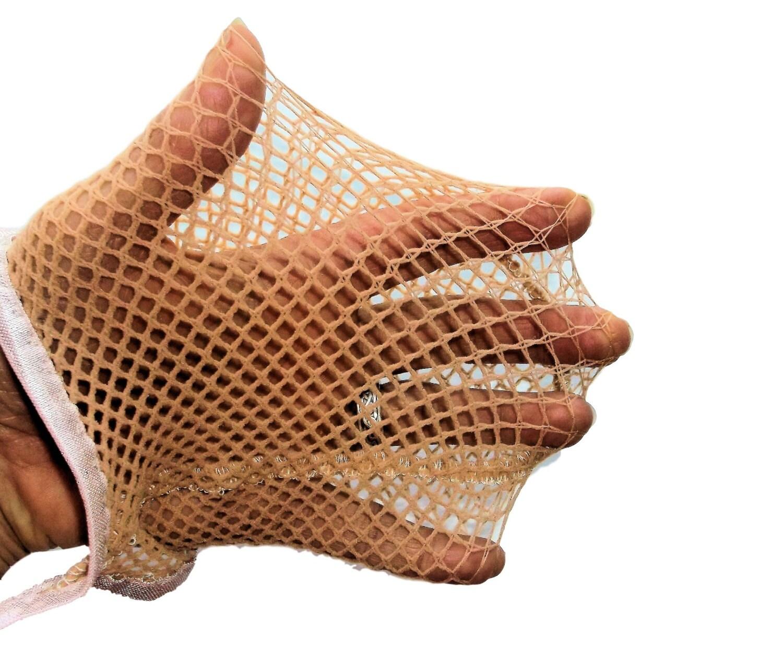 Mens G String Thong Sheer Naked Nude FISH by