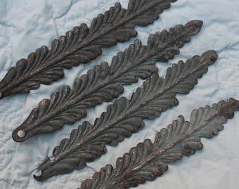 "6"" Metal Decorative Stamping Embellishment"
