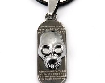 Alloy Metal Skull Pendant Jewelry  T3419