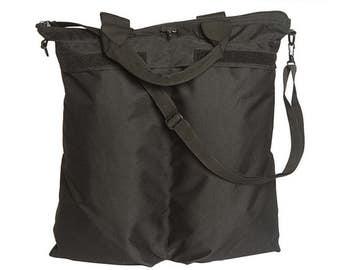 Backpack - Shoulderbag - Helmet bag - US Flyer's - Military vintage