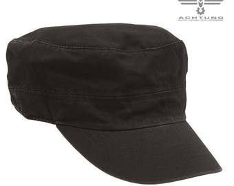 BLACK JAILHOUSE CAP M51