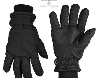 Black Gloves Thinsulate