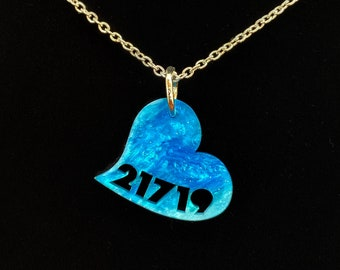 Laser Engraved Jewelry