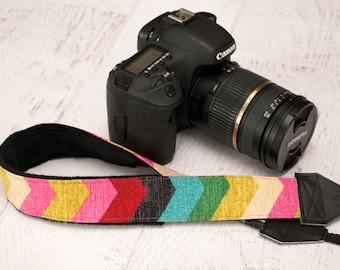 Camera Strap - DSLR Camera Straps - Canon - Nikon Camera - Sony Strap - Camera Accessories - Photographer Gift - Kate
