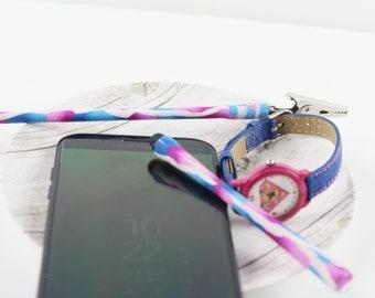 Purse Accessories Set, Bracelet Tool + Stylus Matching Set