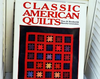 Poster Book of American quilts, American Quilts coffee table book, Photobook of Quilts, Quilts Picture Book, Quilt Art Posters, Gift Book