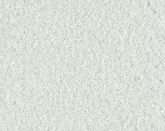 8 X 12 .67sf Dark Grey-Brown White Wispy Wissmach Stained Glass Sheet By Stallings Stained Glass