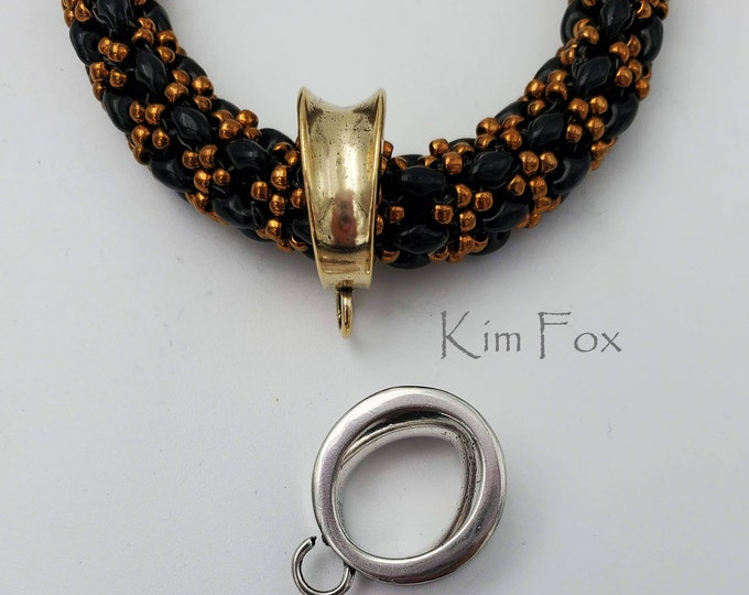 KF416 Large Omega Bail by Kim Fox