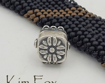 KF454 Flower Box Secure Magnetic Clasp - Designed by Kim Fox