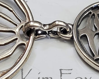 kf396 Open Double Loop for Connection
