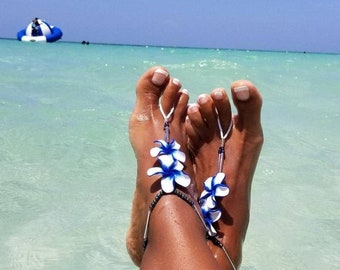 Happi Feet - barefoot sandals - beach wedding barefoot sandals - barefoot wedding sandals - barefoot sandals wedding - child - infant