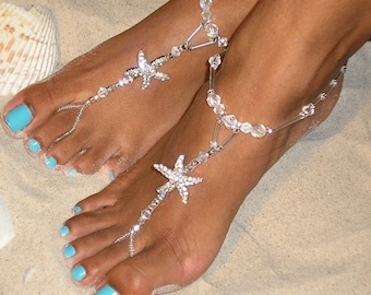 Happi Feet - barefoot sandals - beach wedding barefoot sandals - barefoot wedding sandals - barefoot sandals wedding - The Fiji HF105
