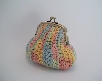 Change-Able Coin Purse Instant Downloand Crochet Pattern