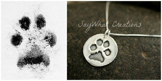 Inkless Hand print and footprint kit used for SayWhat Creations Impression Jewelry