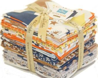 SALE  Riley Blake Super Star Fat Quarter Bundle- Complete Collection 22 Fabrics    In Stock