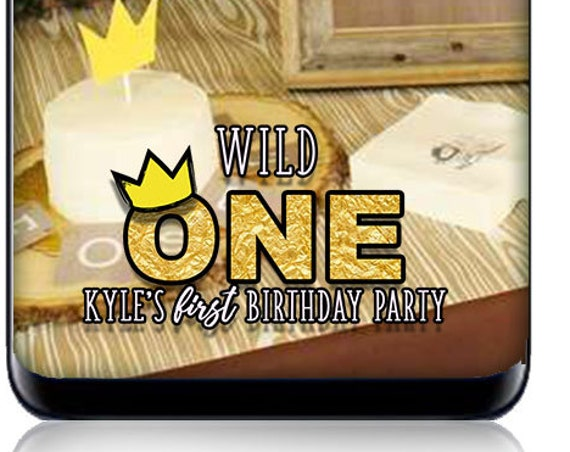 Wild One - Where The Wild Things Are themed SnapChat Filter - Custom Geofilter!