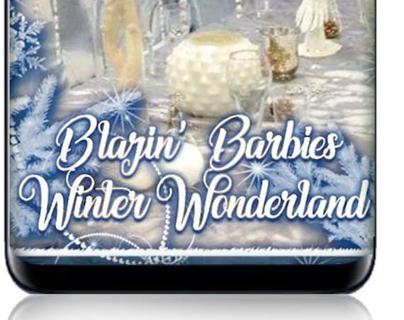 Winter Wonderland Snow Snap Chat Filter - Customize for any event!