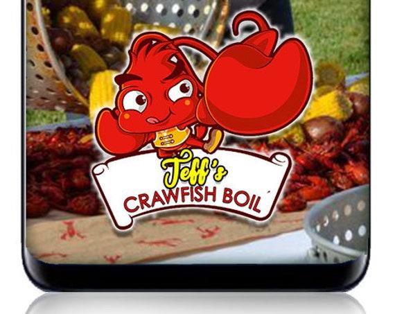 Crawfish Boil Themed SnapChat Filter - Custom Geofilter!