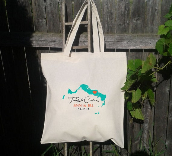 Destination Wedding Gift Bags Mexico Wedding Tote Bag Etsy