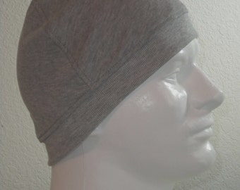 cancer Sleep Cap poly/cotton knit