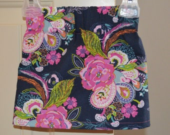 12 Months Floral Skirt | Modern Baby