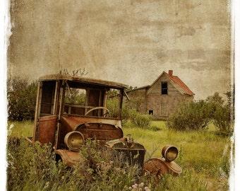 Prairie Panache 12x18 Fine Art Photo