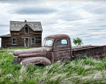 Memories of Once Was 12x18 Fine Art Photo