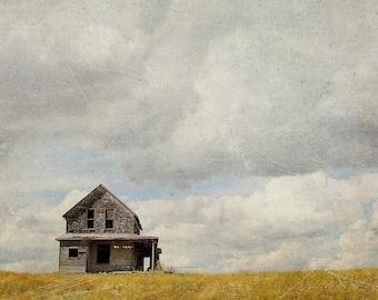 Loneliness  8x8 Fine Art Photo