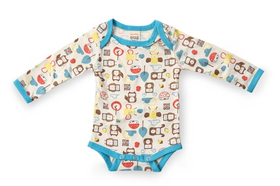 2646cd251 Organic Baby Bodysuit Baby Outfit Summer baby sleeper Take