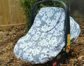 Spring Summer Baby Carseat Cover