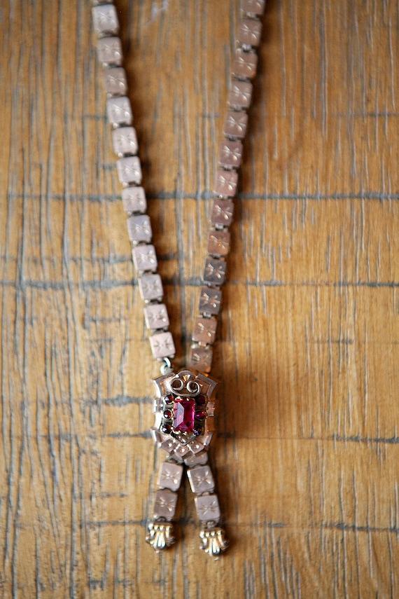 Victorian Bridal Necklace