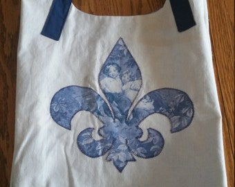 French Inspired Tote Bag