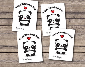 Valentine Exchange Etsy