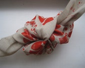 Linen Furoshiki Gift Wrap