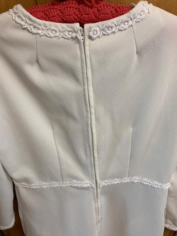 Vintage maxi dress, white vintage dress, vintage … - image 5