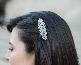 wedding hair comb rose gold Wedding hair piece Rhinestone Bridal hair comb Bridesmaid hair comb Silver,Gold Wedding comb,Prom hair comb Boho