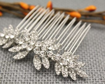 Wedding hair comb Boho Bridal hair vine,Wedding hair accessories,Bridal hair piece,Wedding hair jewelry,Bridal comb Crystal hair comb,Bridal