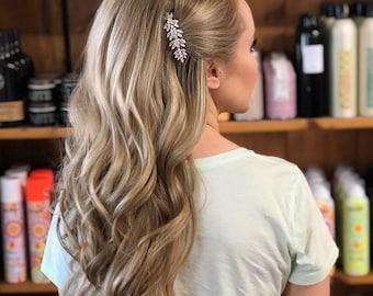 Wedding hair comb,Crystal hair comb,Bridal hair comb,Rhinestone hair comb,Wedding hair accessories,Bridal comb,Wedding hair jewelry,Boho
