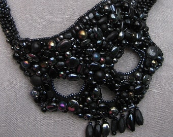 MASKHARAT necklace 3rd place in the EBW June 2012 challenge