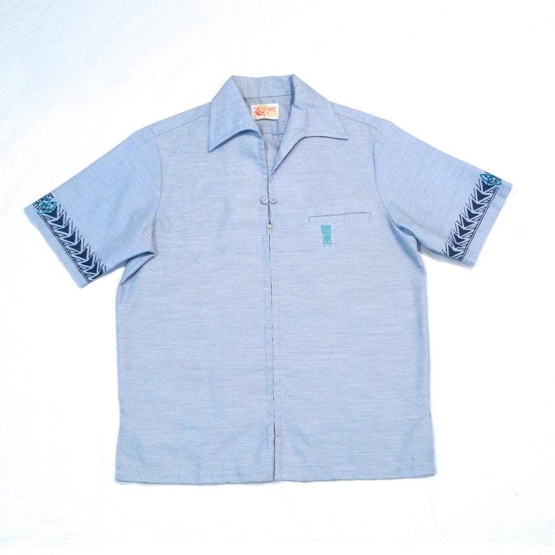635bfac5 Hawaiian Shirt Vintage Liberty House Iolani Jacket Mens | Etsy