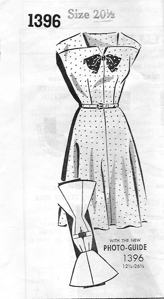 Correo 1396 señoritas envuelven un línea vestido costura   Etsy