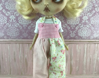 94f8c6c238 Blythe Overalls - Pink Spots and Floral