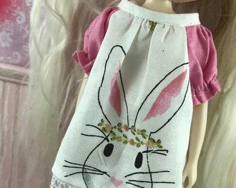 Blythe Smock Top - Bunny Girl