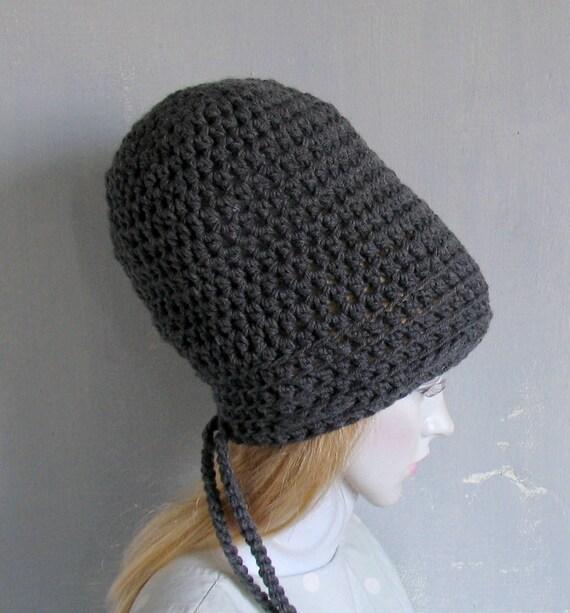 SALE Crochet Tam Slouch Hat Slouchy Tam Dread Hat Hipster Hat  108fbf905
