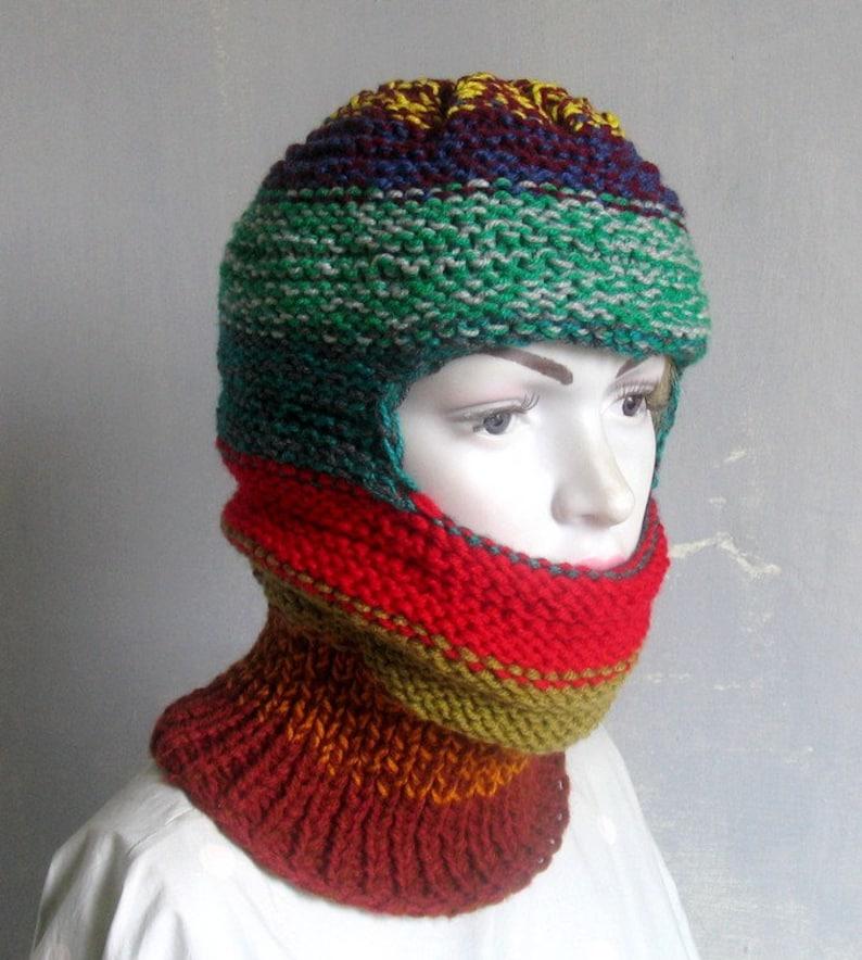 Men Women Helmet Ski Mask Knitted Balaclava Winter Balaclava  329000058