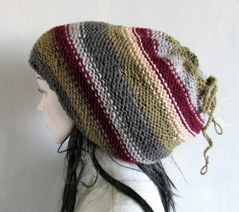 Dreadlock Tube Hat Headband Head Wrap In Black Dreadlocks Etsy