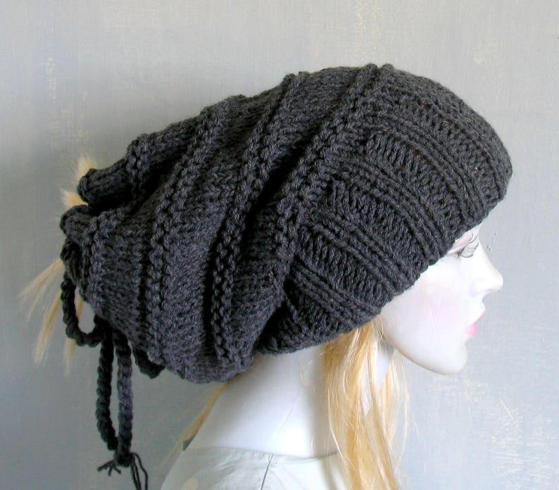 6f5bfcbb475 Men Unisex Dread tam hat for dreadlocks hat handmade dreadlock