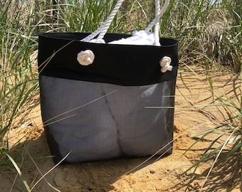 Beach Bag Tote / Beach Bag Woman / Large Beach Bag / Monogrammed Beach Bag/Waterproof /Summer Tote / Summer Bag / Monogrammed Tote
