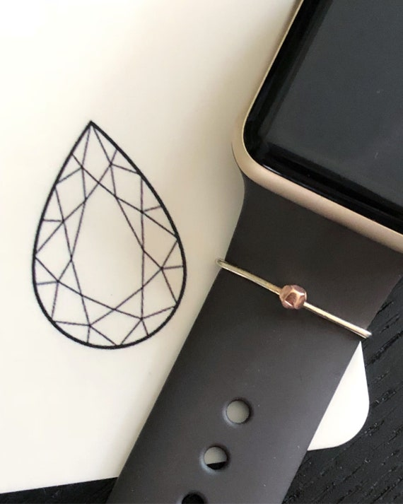 Facet Apple Watch Charm